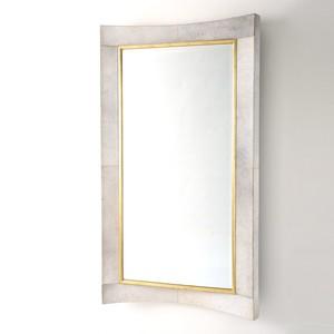 Thumbnail of Global Views - Curved Floor Mirror