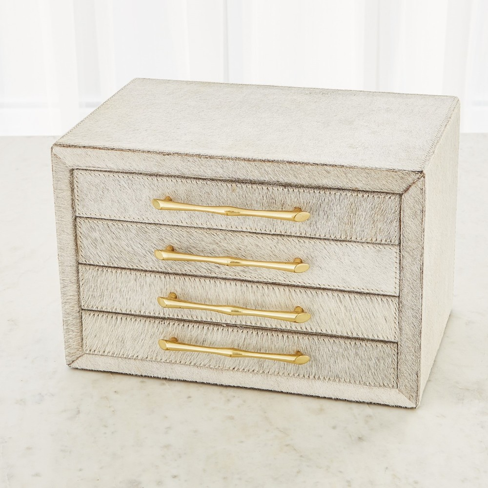 Global Views - Jacqueline Jewelry Box
