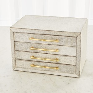 Thumbnail of Global Views - Jacqueline Jewelry Box