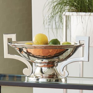 Thumbnail of Global Views - Square Handle Compote