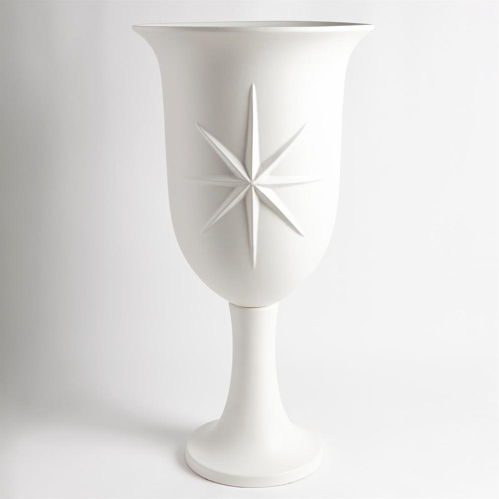 Global Views - Compass Rose Urn