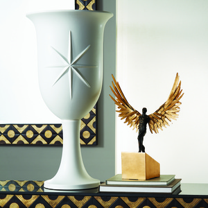 Thumbnail of Global Views - Compass Rose Urn