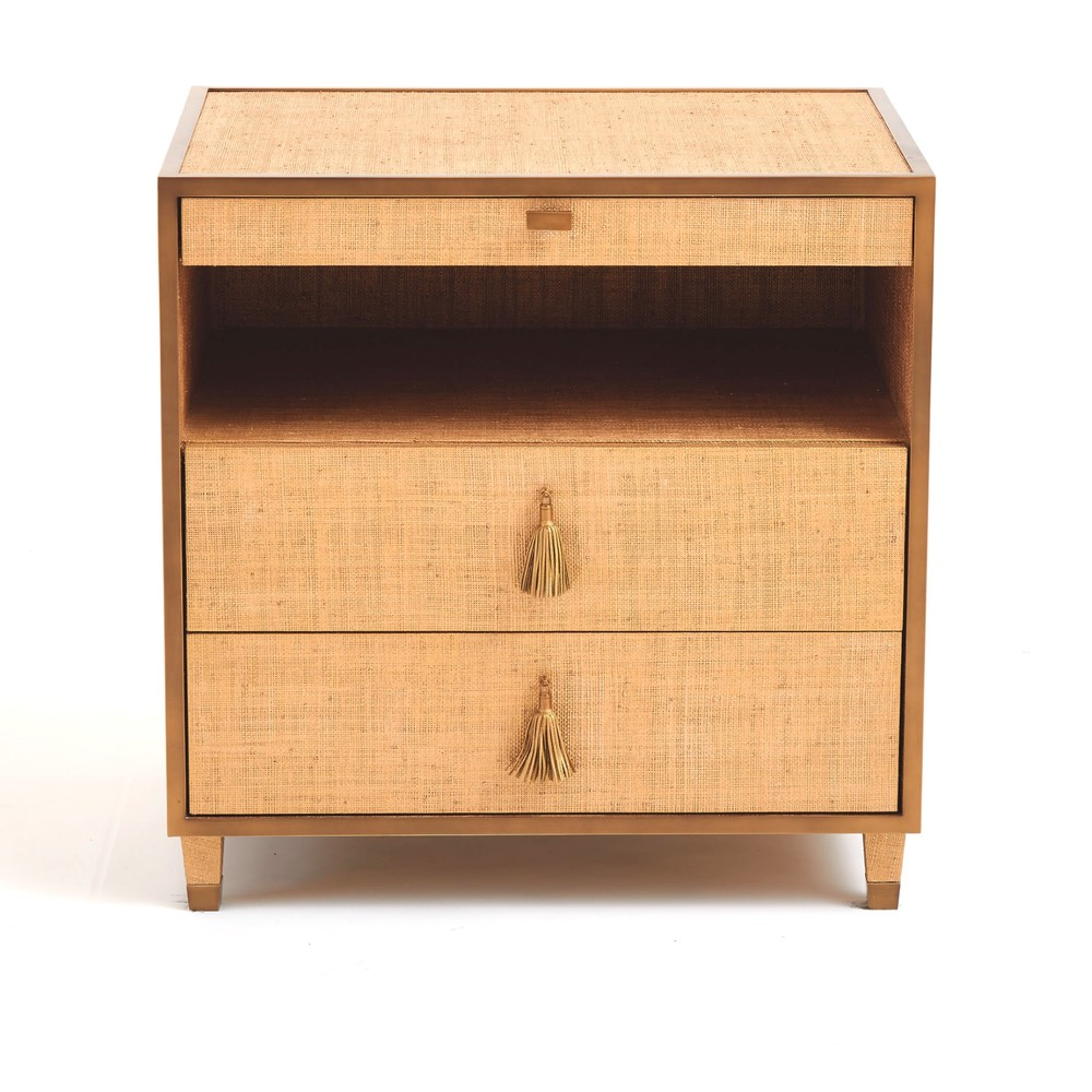 Global Views - D'Oro Bedside Chest