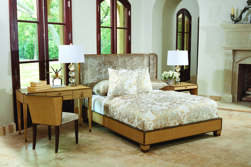 Global Views - D'Oro Bed