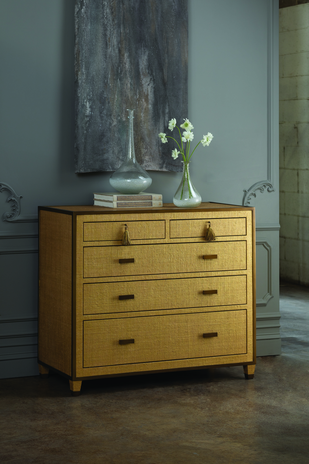 Global Views - D'Oro Chest of Drawers