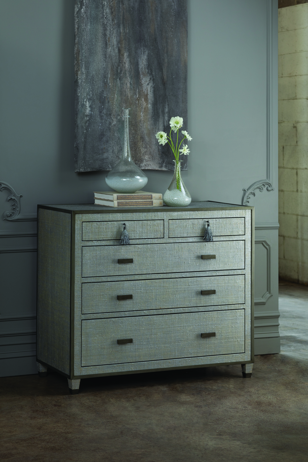 Global Views - Argento Chest of Drawers