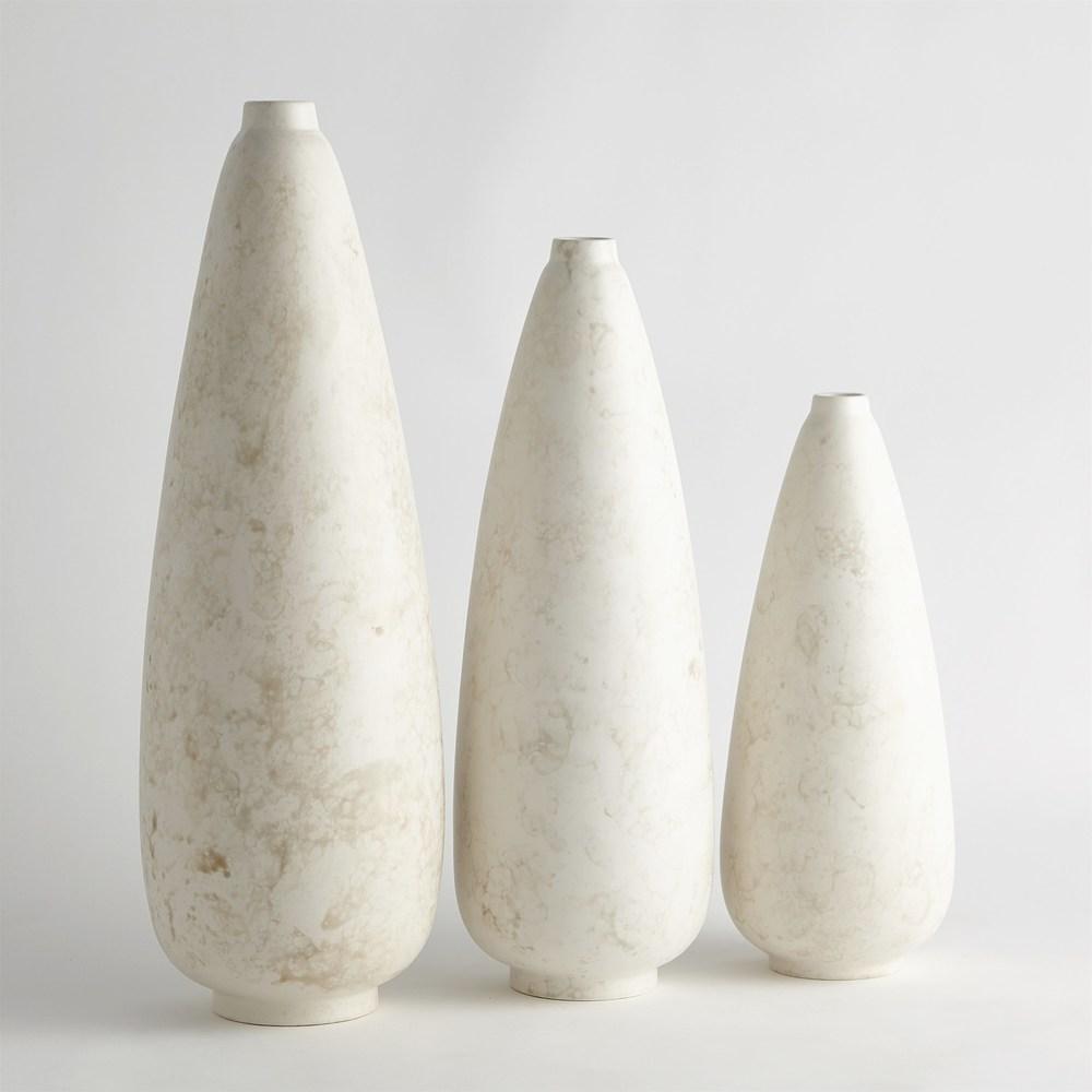 Global Views - Bubble Pear Shape Vase, Large