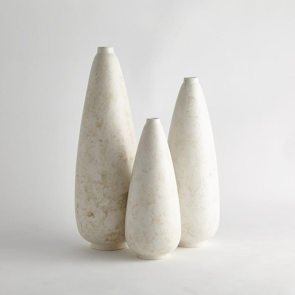 Global Views - Bubble Pear Shape Vase, Small
