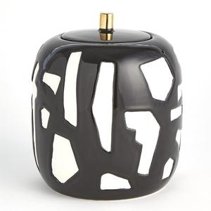 Thumbnail of Global Views - Abstract Jar, Large
