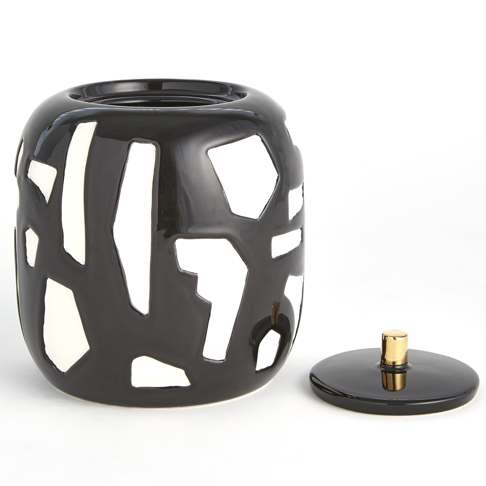 Global Views - Abstract Jar, Large