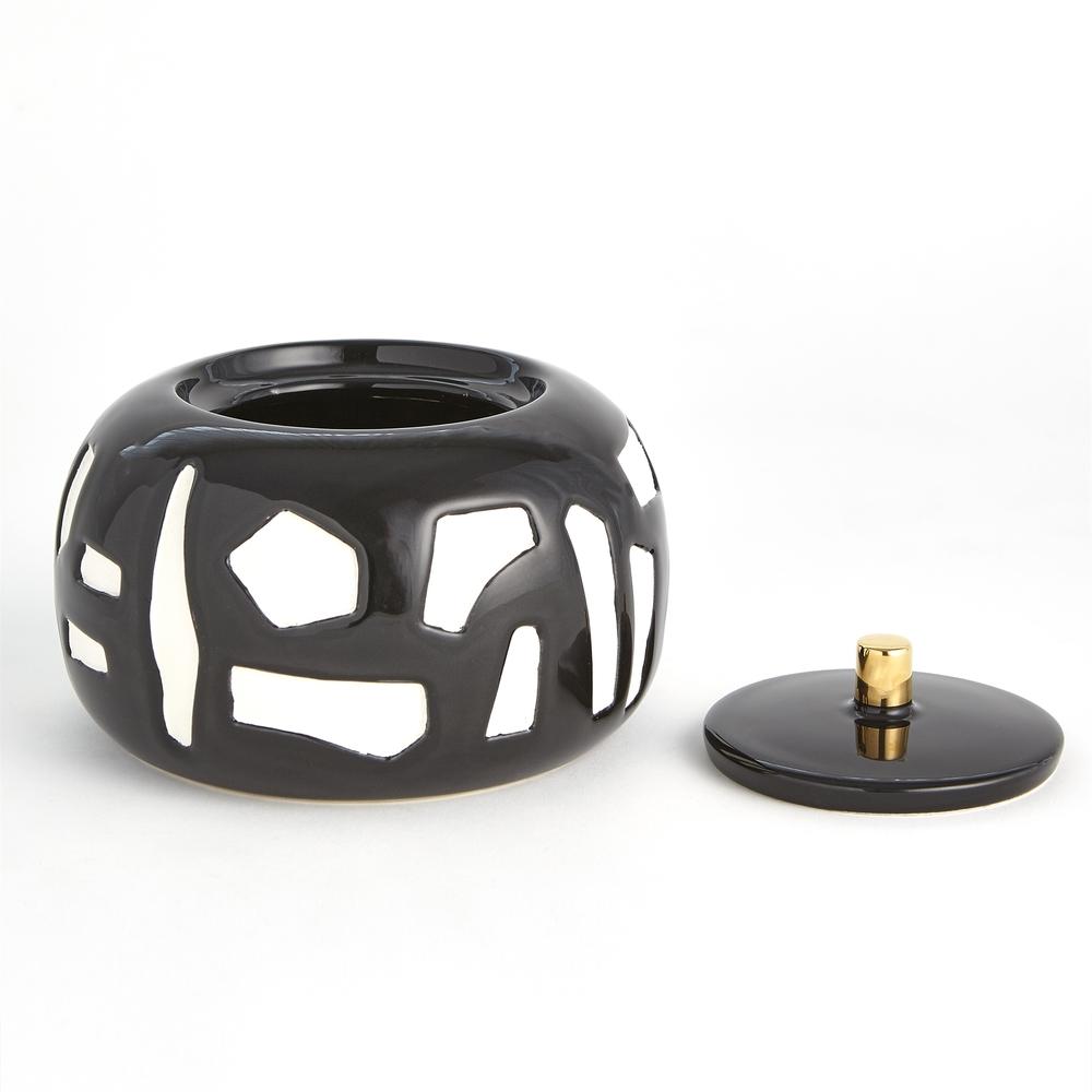 Global Views - Abstract Jar, Small