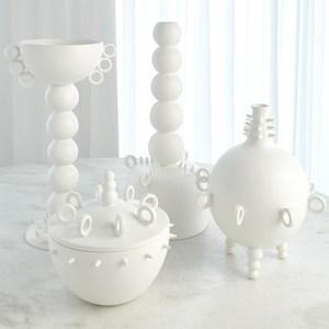 Thumbnail of Global Views - Rings Spikes Vase, Short