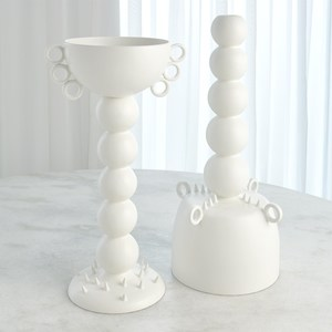 Thumbnail of Global Views - Rings Spikes Vase, Tall