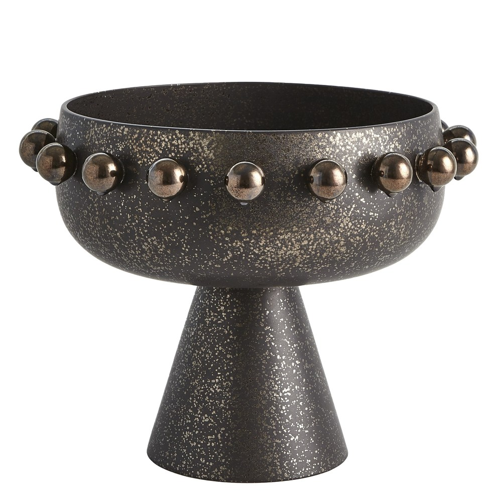 Global Views - Spheres Collection Footed Bowl