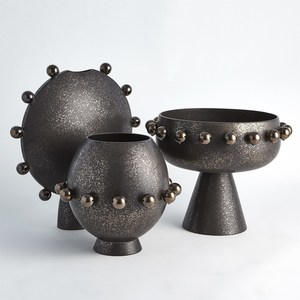 Thumbnail of Global Views - Spheres Collection Footed Bowl
