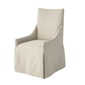 Thumbnail of Global Views - Slipcovered Dining Chair