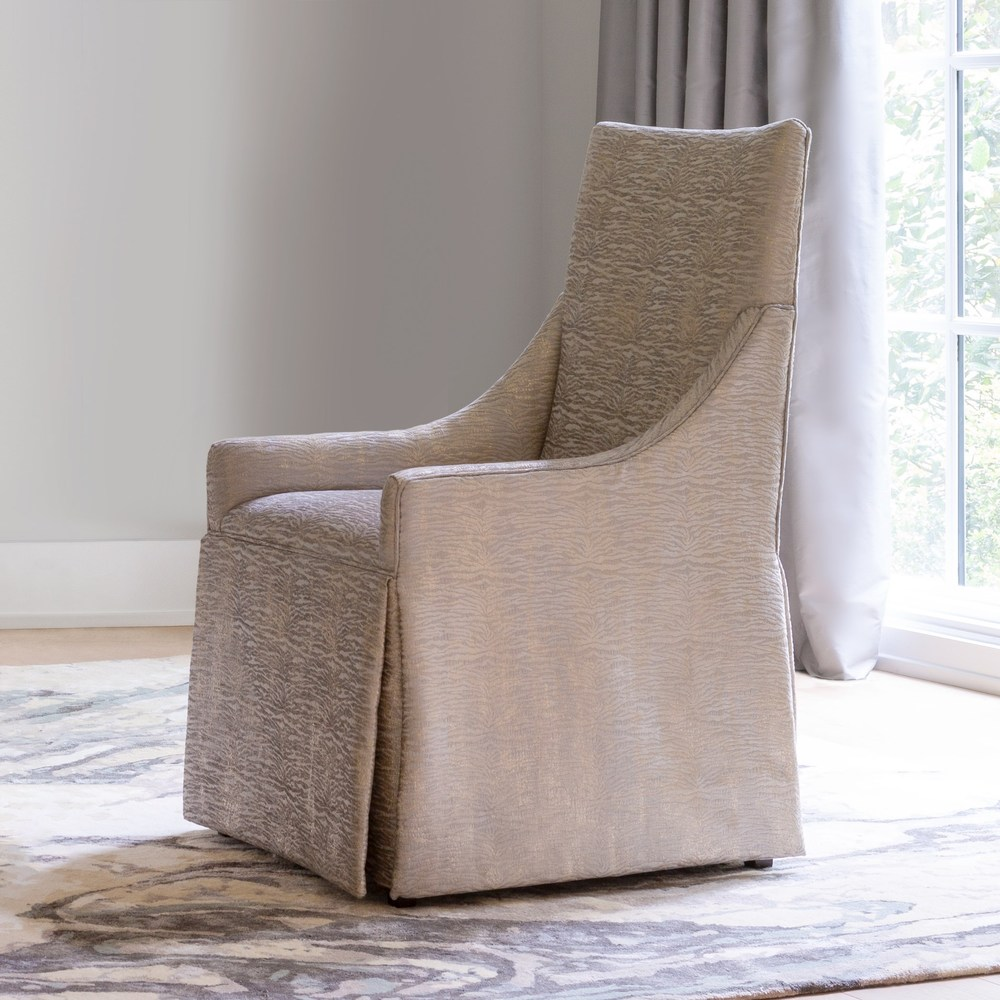 Global Views - Slipcovered Dining Chair