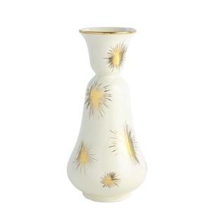 Thumbnail of Global Views - Gold Starburst Vase, Large