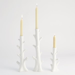 Thumbnail of Global Views - Bois Candle Holder, Small