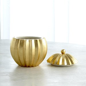 Thumbnail of Global Views - Spicchi Line Bowl with Lid, Small
