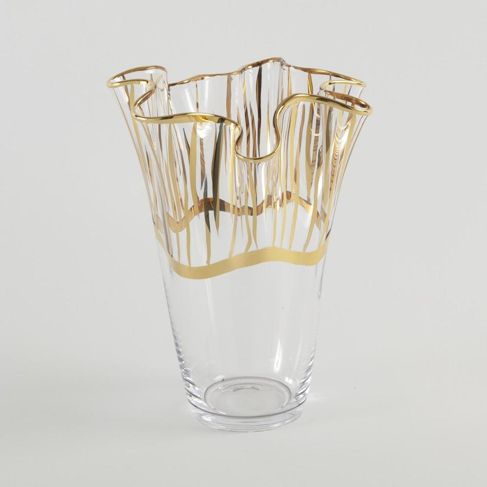 Global Views - Tropaz Vase, Small