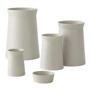 Thumbnail of Global Views - Soft Curve Vase, Haze, Extra Large