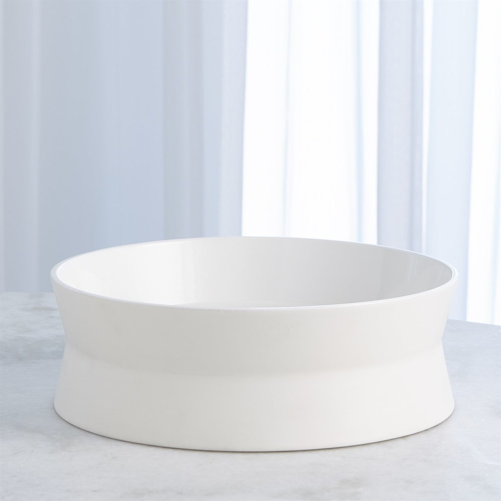 Global Views - Encircle Scored Bowl, Large