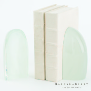 Thumbnail of GLOBAL VIEWS - Iceberg Bookends, Mist, Pair