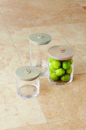 Thumbnail of Global Views - Rustic Canister