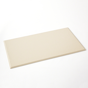 Thumbnail of Global Views - Refined Leather Desk Blotter, Ivory