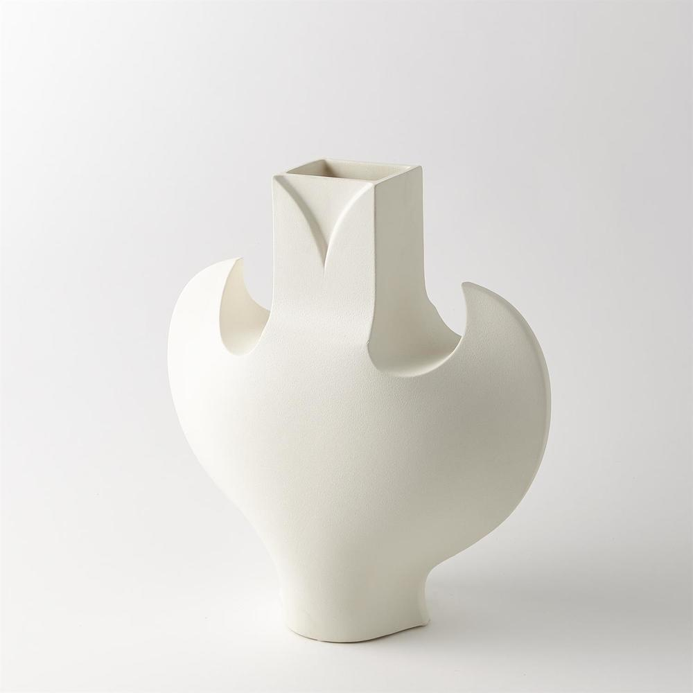 GLOBAL VIEWS - Hibou Vase, Short