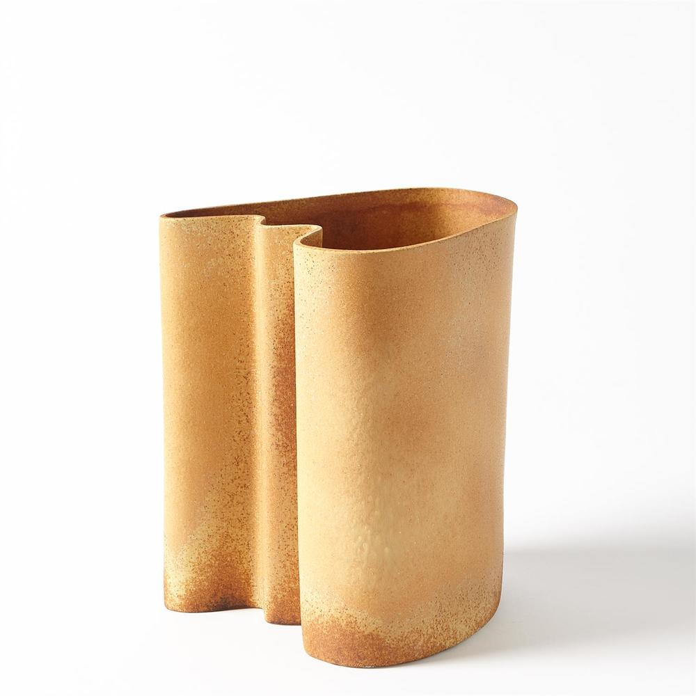 Global Views - Plie Vase, Medium