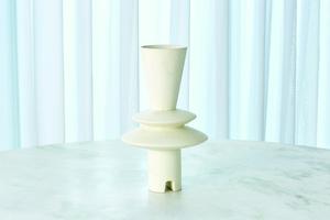 Thumbnail of Global Views - Adelyn Geometric Vase