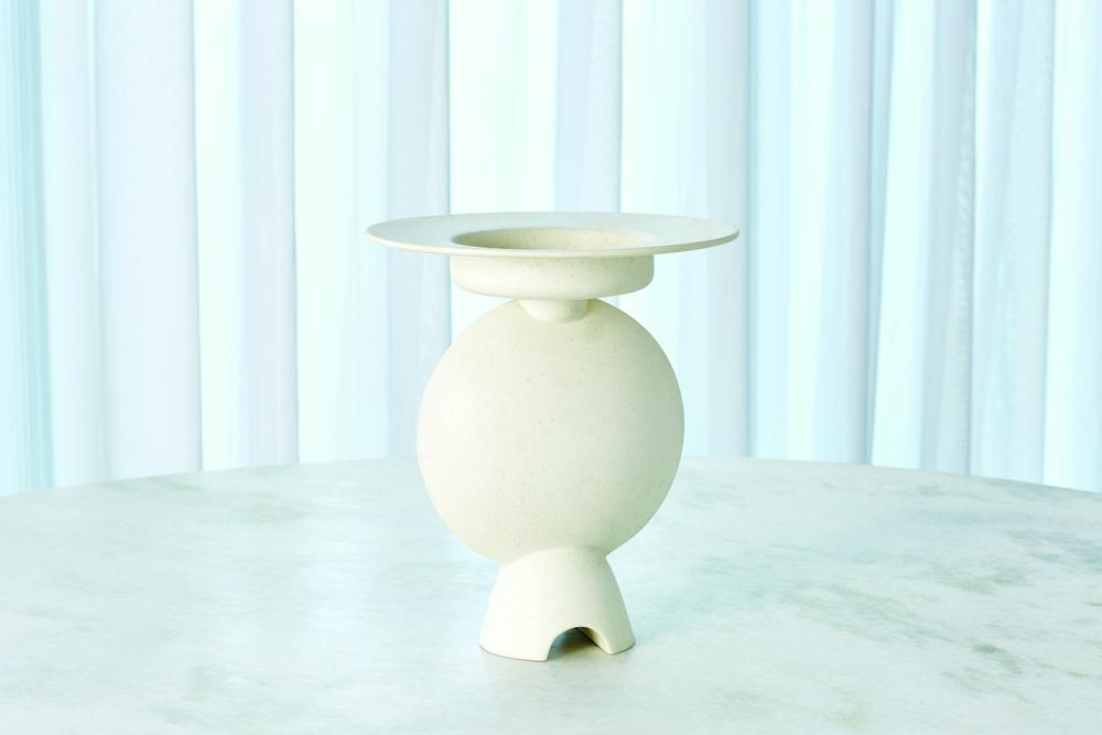 Global Views - Camille Geometric Vase