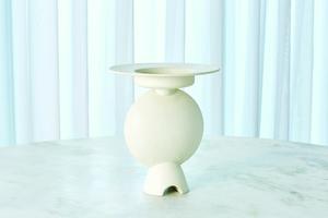 Thumbnail of Global Views - Camille Geometric Vase