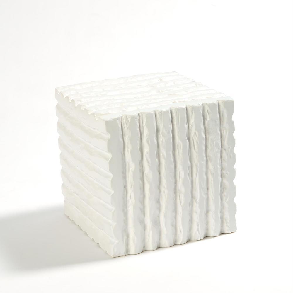 Global Views - Vaneau Cube, Large