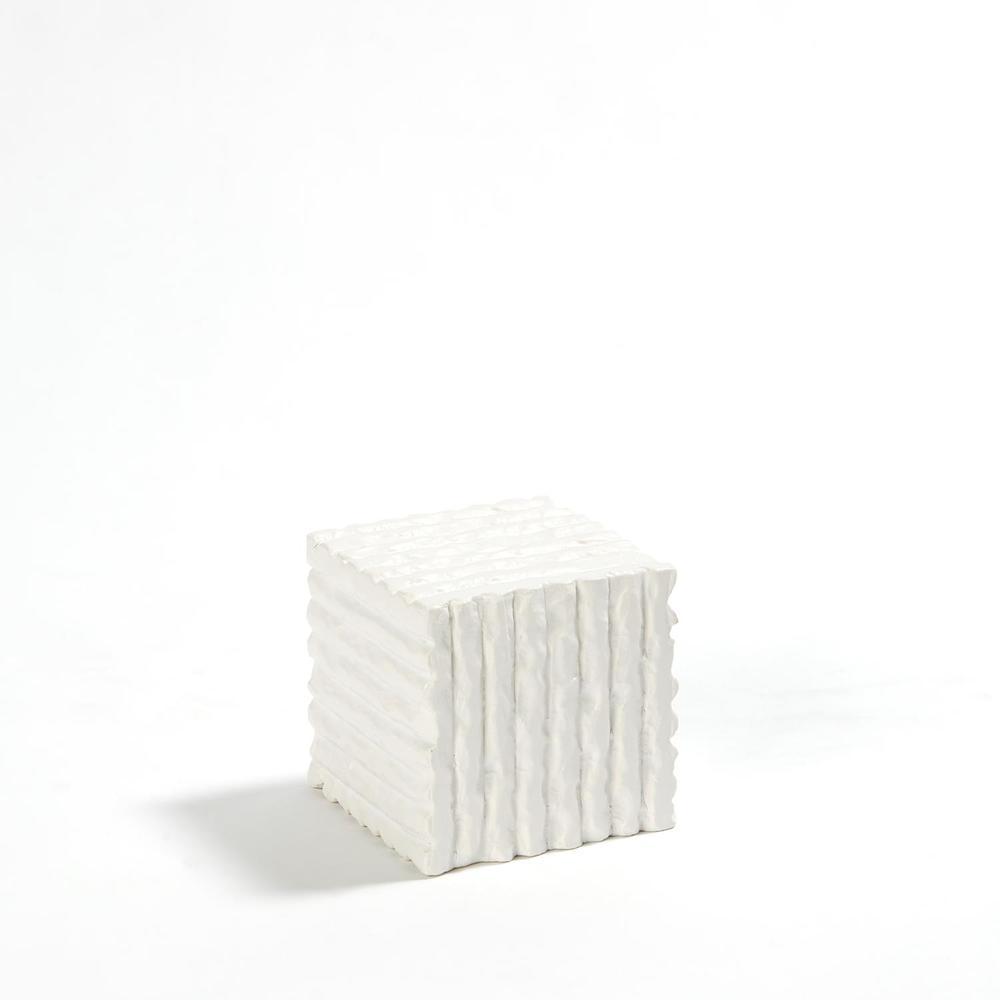 Global Views - Vaneau Cube, Small