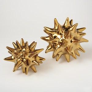 Thumbnail of GLOBAL VIEWS - Urchin, Bright Gold, Large