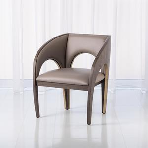 Thumbnail of GLOBAL VIEWS - Arches Leather Occasional Chair