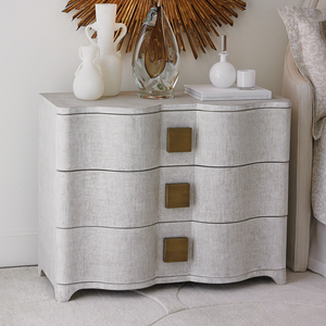 Thumbnail of Global Views - Toile Linen Chest