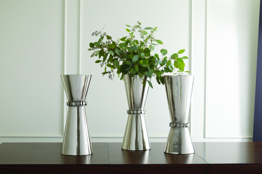 GLOBAL VIEWS - Nugget Vase, Center, Small