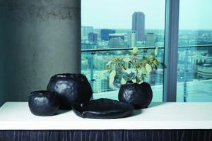 Thumbnail of Global Views - Petale Bowl, Matte Black