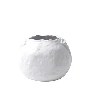 Thumbnail of Global Views - Petale Vase, Matte White, Medium