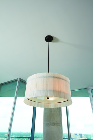 Thumbnail of Global Views - Regine Chandelier, Natural Black