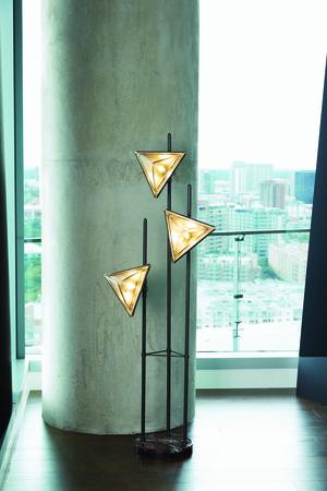 Thumbnail of Global Views - Celeste Floor Lamp