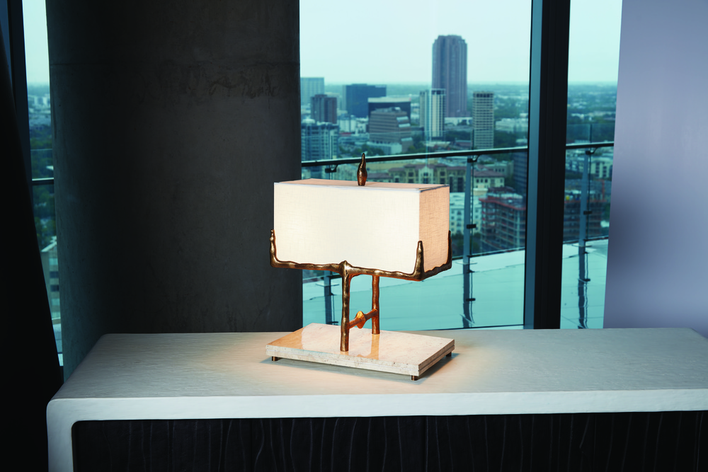 Global Views - Ghent Table Lamp