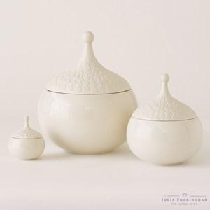 Thumbnail of Global Views - Teardrop Vase, Chalk, Small