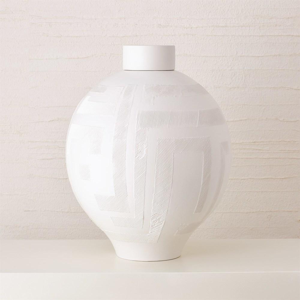 Global Views - Chaco Lidded Jar