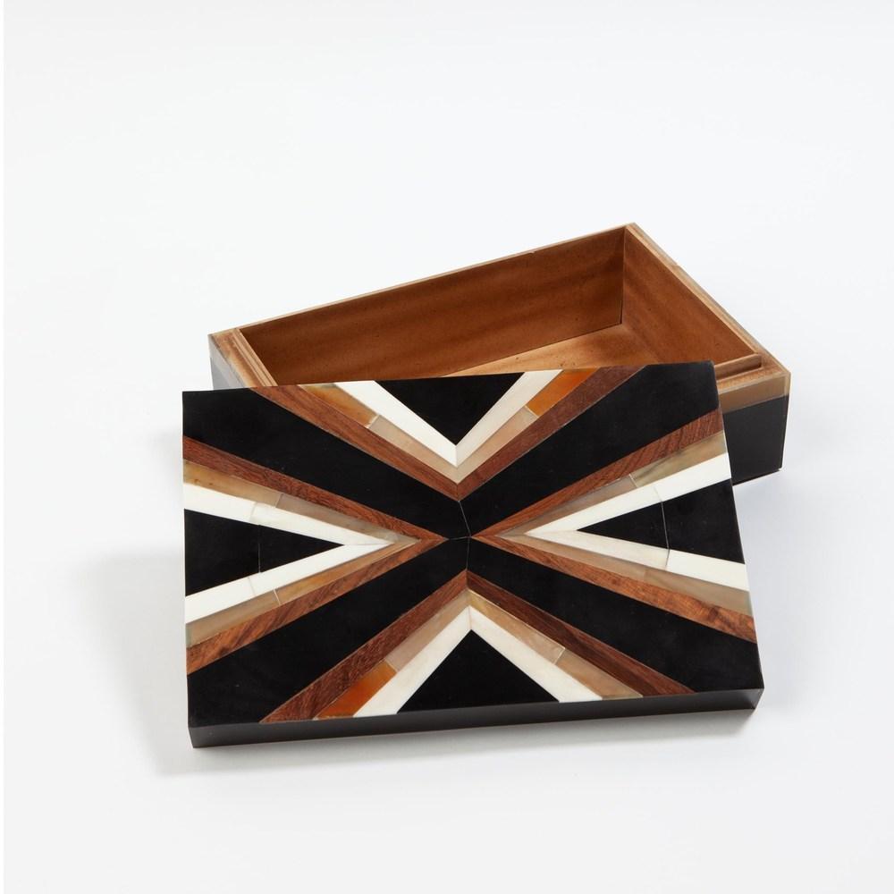Global Views - Kuba Box, Small