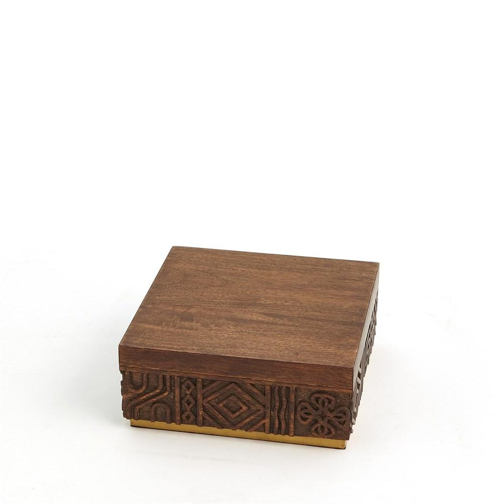 GLOBAL VIEWS - Oti Box, Small